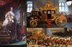 29 mai 1825: Charles X s'offre un fabuleux carrosse pour son sacre