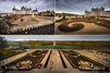 Chambord a vu renaître ses jardins à la française grâce à un Américain