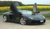 "Lamborghini Aventador, la ""voiture-vaisseau"""
