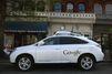 Une Google Car se paye un bus