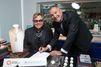 Bulgari avec Elton John contre le SIDA