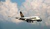 A380: Air France a mis les places aux enchères