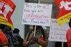 Marks and Spencer : des salariés français manifestent à Londres