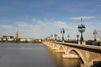 Un bébé tombe dans la Garonne