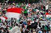 A Jakarta, des milliers d'islamistes manifestent contre le gouverneur chrétien
