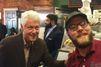 Avec Bill Clinton en campagne