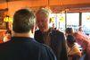Avec Bill Clinton en campagne dans l'Ohio pour Hillary