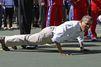 Barack Obama, un président sportif