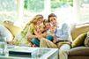 Justin Trudeau: la victoire en famille
