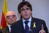 """Carles Puigdemont annonce rester en Belgique """"pour l'instant"""""""