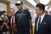 Corée du Nord : Dennis Rodman y retourne, un étudiant américain libéré