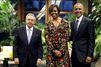 Cuba: les Obama invités à un dîner d'Etat