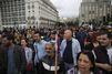En Grèce, une grève générale de 24 heures a démarré