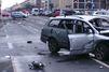 En images: à Berlin, un conducteur meurt dans l'explosion de sa voiture