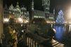 A Bruxelles, ville vide et policiers sur le qui-vive