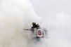 Les pompiers new-yorkais luttent contre les flammes