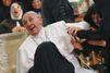 Le pape François dénonce la mafia à Naples