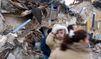 Forte réplique du séisme en Italie