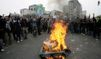 Iran: Manifestation des pro-Ahmadinejad