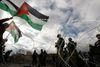 """""""Journée de la colère"""" palestinienne contre l'offensive à Gaza"""