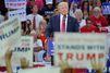 L'allusion choquante de Donald Trump