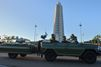 L'urne funéraire de Fidel Castro quitte La Havane pour traverser Cuba