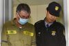 Le capitaine condamné à la perpétuité pour meurtres
