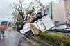 Le super-typhon Nepartak a balayé Taïwan