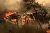 """Les flammes d'""""Erskine"""" continuent de ravager la Californie"""