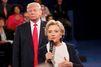 Les principaux moments du deuxième débat Trump - Clinton
