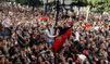 Tunis: la police tire en l'air dans une manifestation