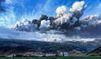 Nuage: Un avion de combat de l'Otan affecté