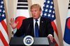 """Pour Trump, la Corée du Nord est """"une menace mondiale qui appelle une action mondiale"""""""