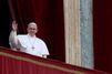 Pour Noël, le pape contre la guerre