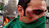 Téhéran, l'espoir en vert