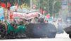 Thaïlande: fin de l'offensive