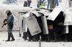 Trois morts dans les manifestations à Kiev