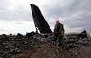 Un avion abattu en Ukraine, 49 morts