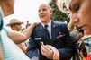 Un des héros du Thalys reçoit une décoration militaire