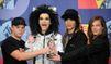 Le Grand Journal cartonne grâce à Tokio Hotel