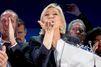 A Hénin-Beaumont, Marine Le Pen masque sa déception