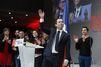 Benoît Hamon investi par un PS plus divisé que jamais