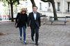Emmanuel et Brigitte Macron jouent les touristes à Montmartre