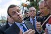 Emmanuel Macron, sifflé dans le Puy-de-Dôme