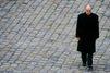 Il y a vingt ans Mitterrand