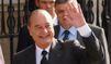 Jacques Chirac en tête des personnalités