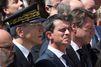 Le Premier ministre Manuel Valls hué à Nice avant la minute de silence