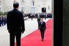 Les secrets des derniers jours de Hollande à l'Elysée