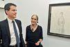 Manuel Valls, en Espagne, dans les pas de son père