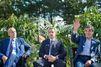 Pas de rencontre entre Nicolas Sarkozy, Alain Juppé et François Fillon